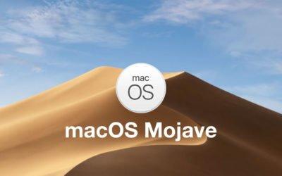 Seminario macOS Mojave
