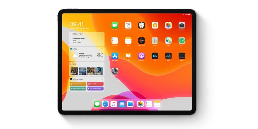 Seminario gratuito iPadOS