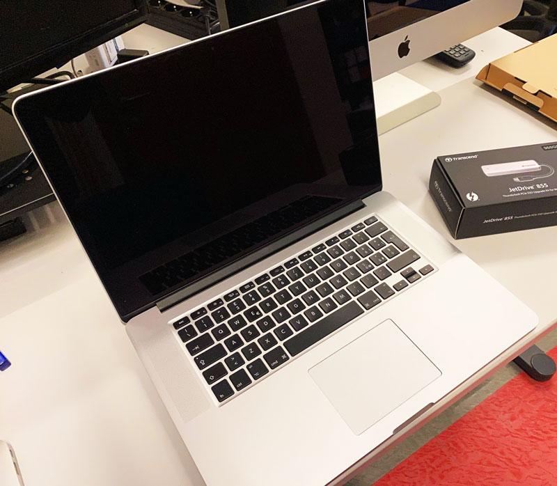 Riparazione MacBook Pro